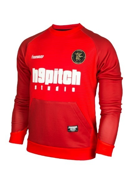 WARM-UP TOP (RED)