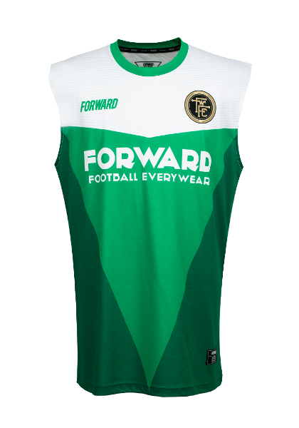 VETERAN SLEEVELESS TR (PITCH GREEN)