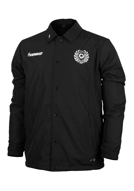 D.G.F.C COACH JACKET (BLACK)