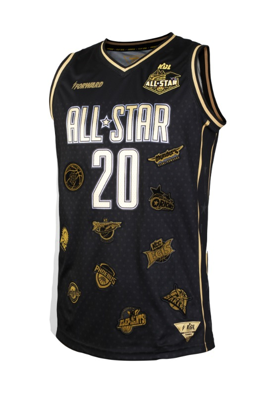 KBL ALL-STAR TRIBUTE EDITION JERSEY (HOME) (LIMITED Ver.)