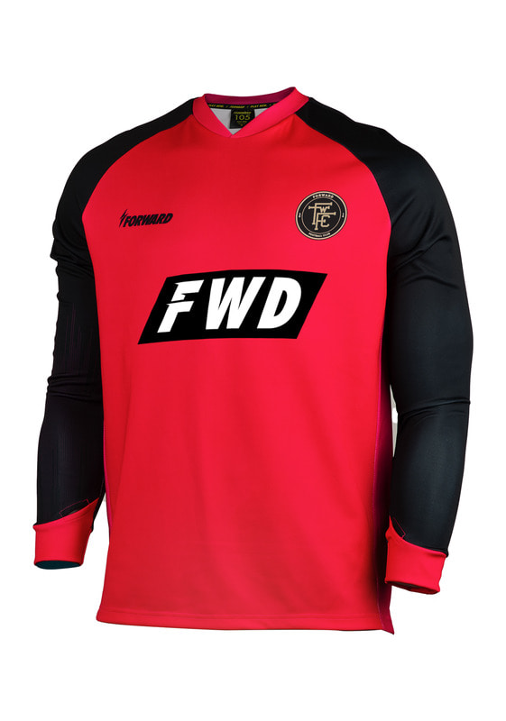 LIGHTENING TRAINING TOP (BLACK/PINK)