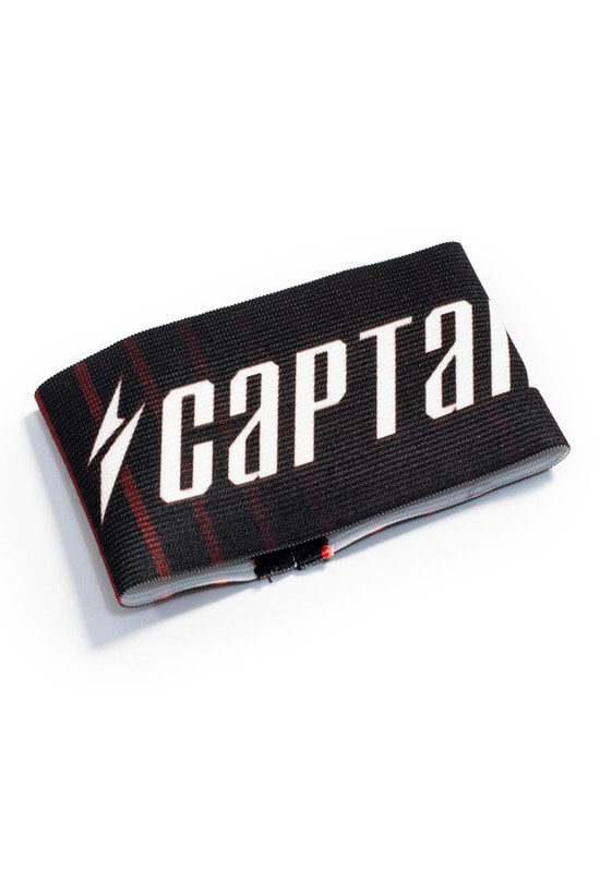 CLASSIC CAPTAIN ARMBAND (RED)