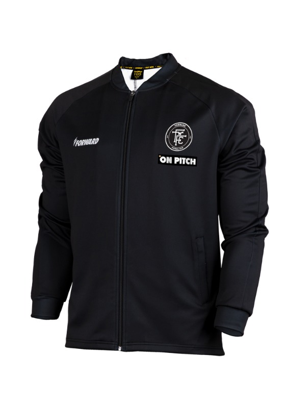 LIGHTENING PITCHSUIT TRAINING TOP (BLACK)